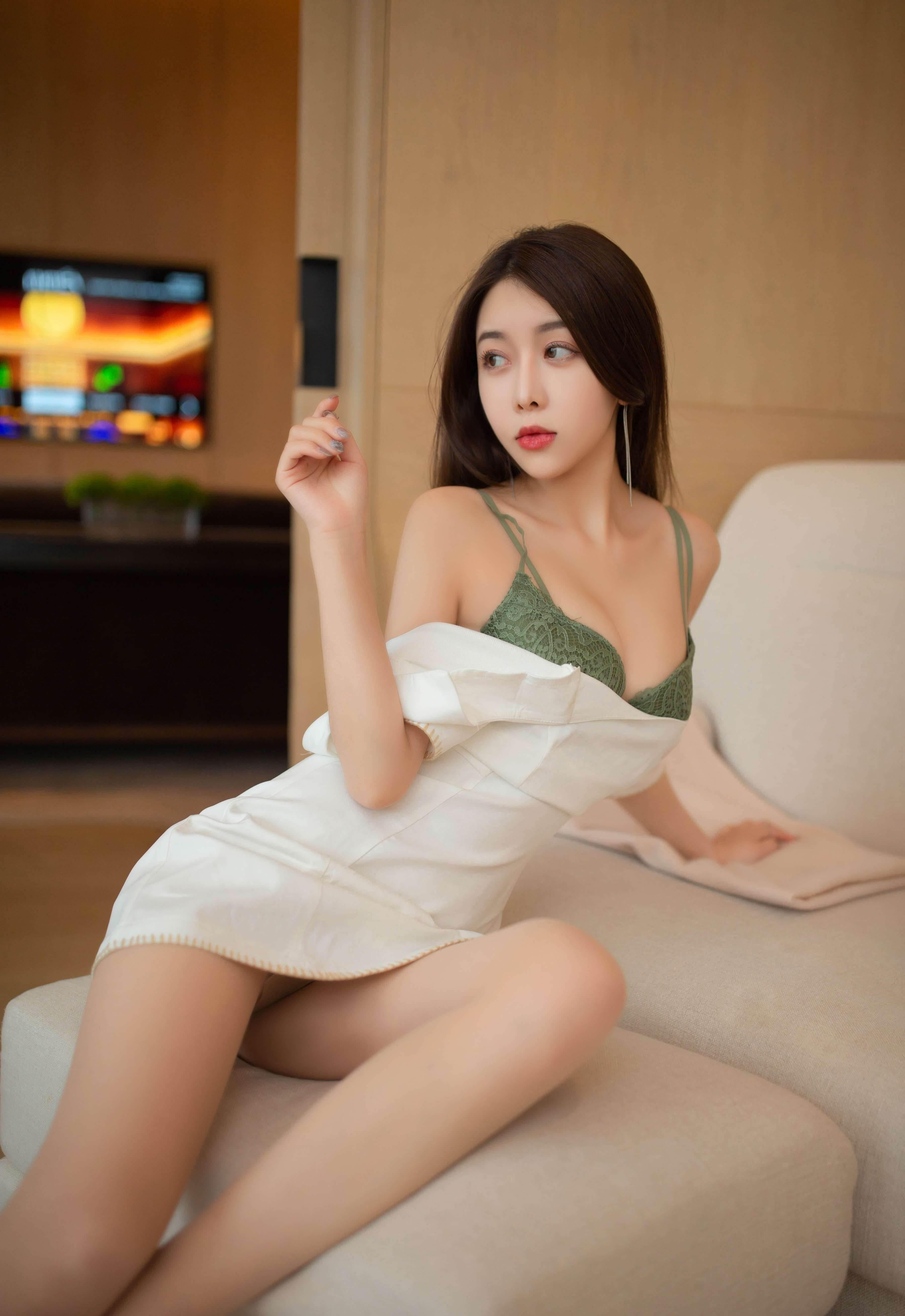 第61期女友的下午茶夏诗诗(丝袜,高跟)_图片4