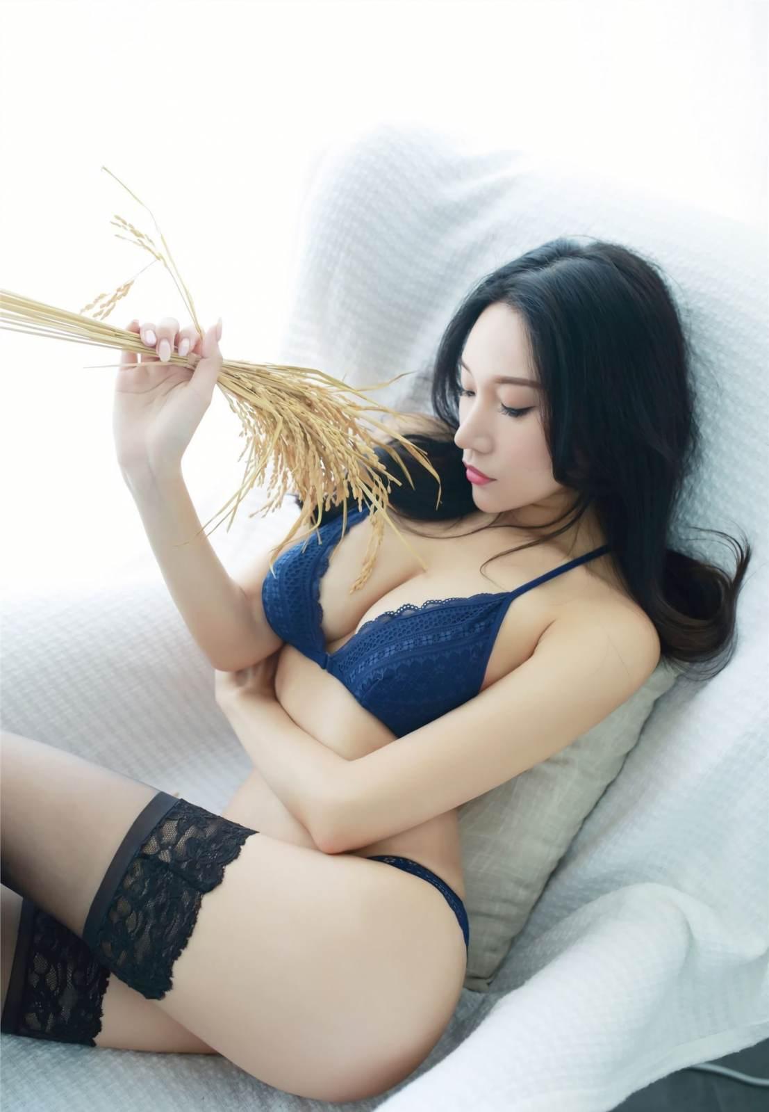 第119期诱人黑丝小狐狸(黑丝,性感内衣)_图片3