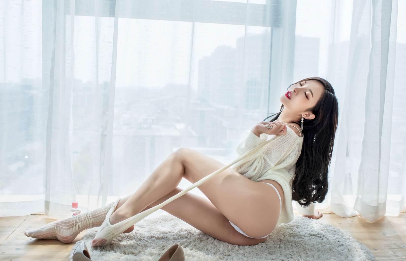 第168期刚失恋的小姐姐陈小喵(丝袜,高跟)_图片5
