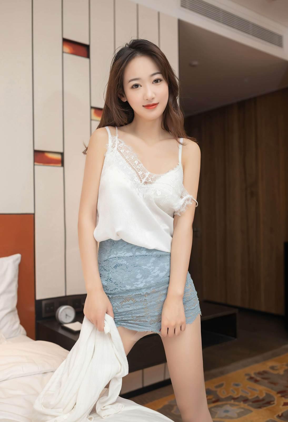 第171期美丽姐妹花陆萱萱唐安琪(高跟,丝袜)_图片8