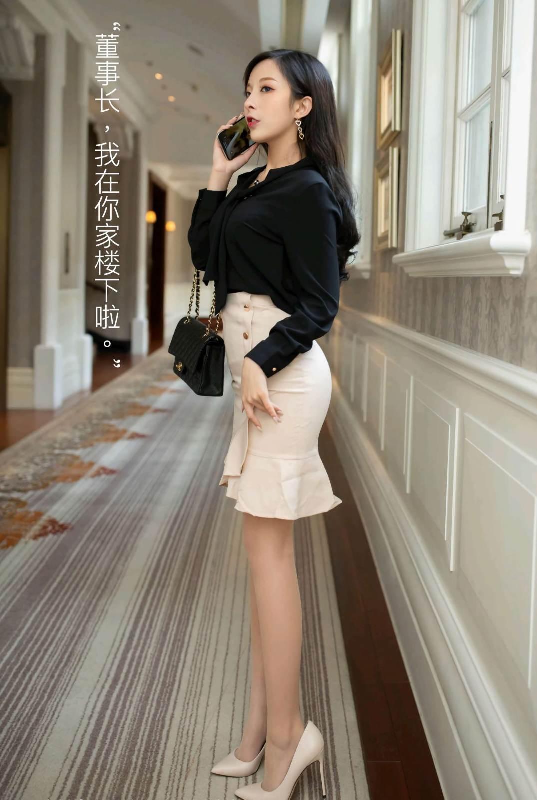 第192期上门拜访董事长陈小喵(丝袜,肉丝,高跟)_图片3