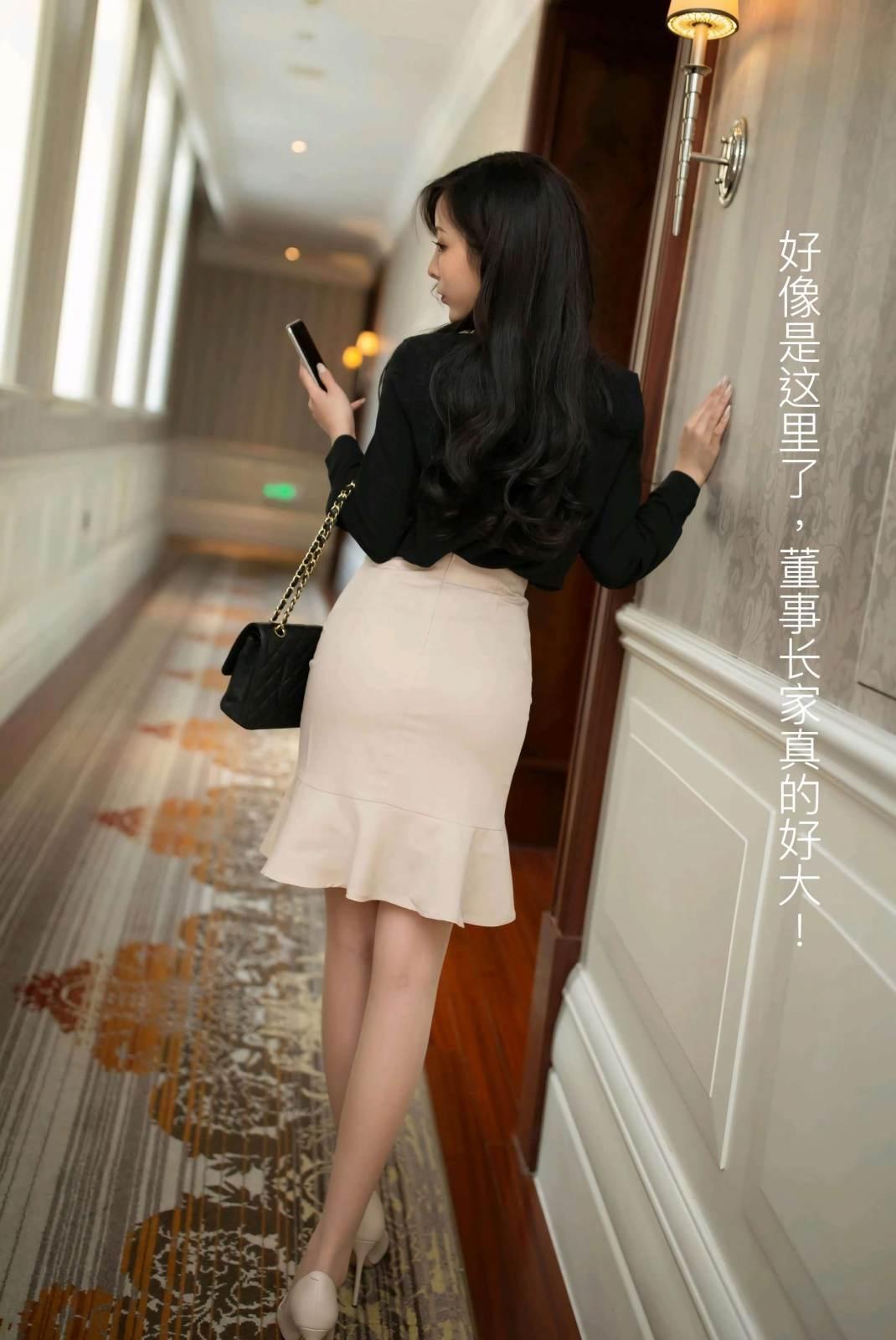 第192期上门拜访董事长陈小喵(丝袜,肉丝,高跟)_图片4