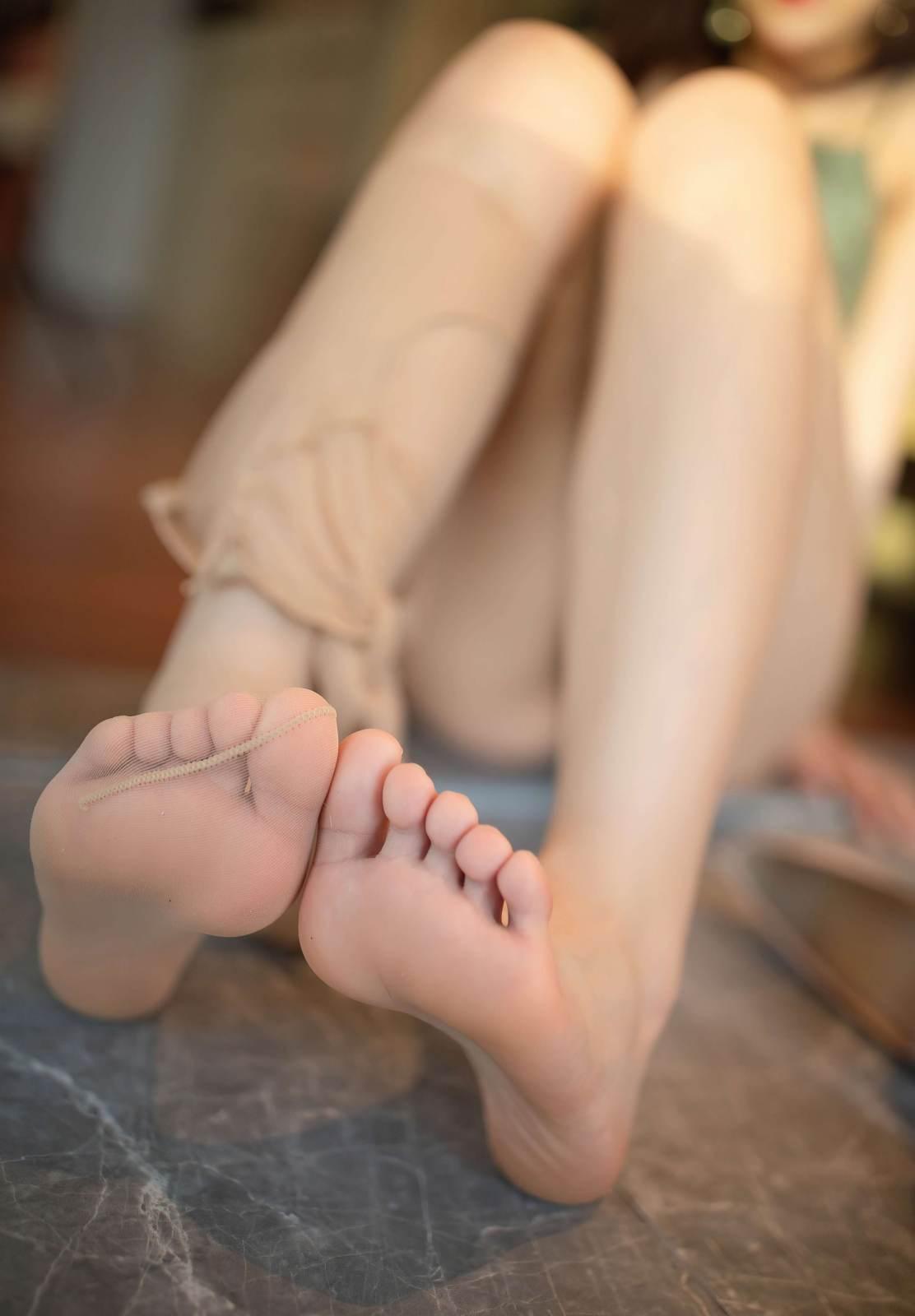 第356期淑丽姣好陈小喵(丝袜,丝足,肉丝,仙女颜值,丰腴饱满)_图片5